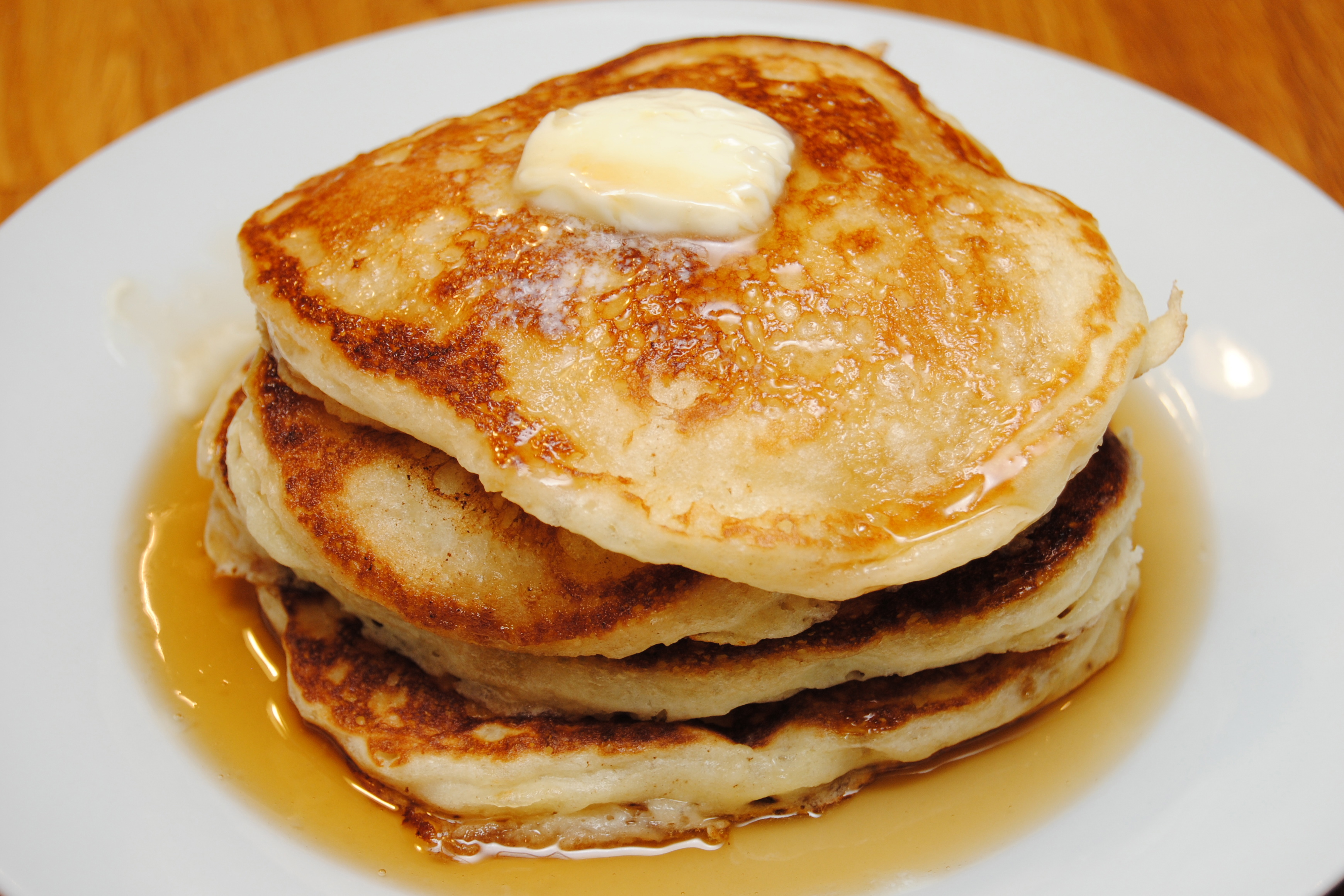 Buttermilk Pancakes   Biscuits 'n Crazy
