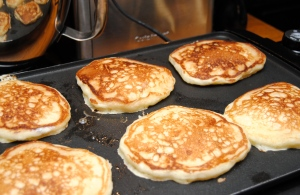 The Best Pancakes Ever!