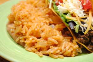 The Taco Night Superstar: Spanish Rice