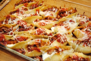Stuffed Shells 3