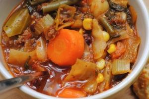Veggie soup5