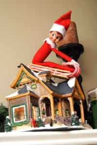 22 - Candy cane sleigh