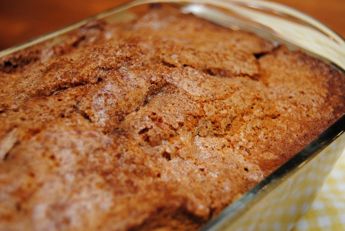Cinnamon Bread | Biscuits 'n Crazy