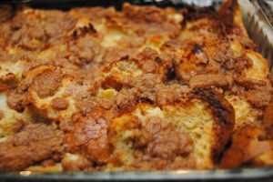French toast casserole2