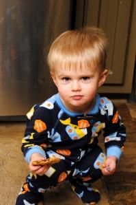 Smores cookies Beckett