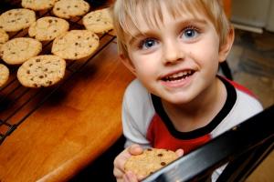 Smores cookies Brogan