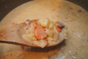Baked potato soup2