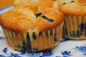 Blueberry muffins1