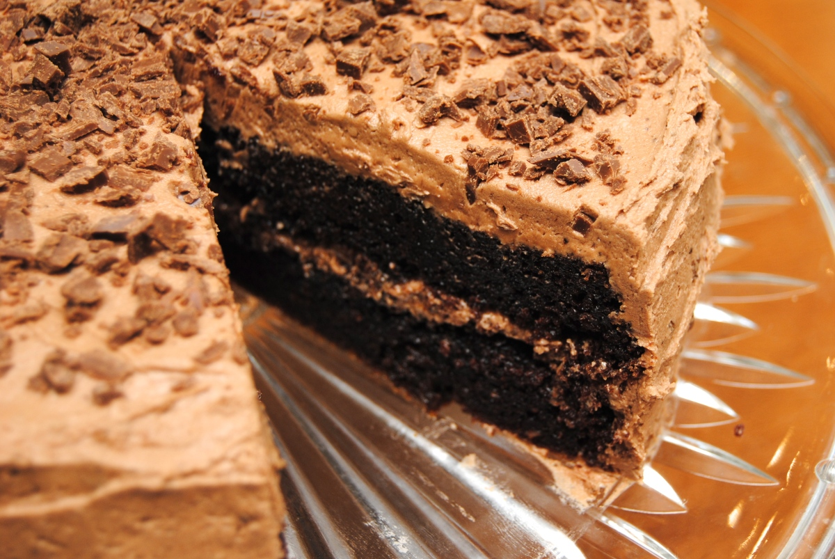 Espresso Chocolate Cake Ina Garten