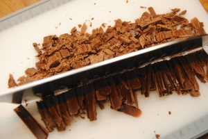 Chopped chocolate2