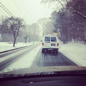 Snowy ride1