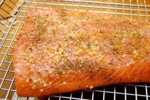 Lemon Herb Salmon1