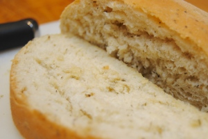 Olive Oil Herb Bread3