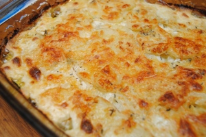 Scalloped Potatoes5