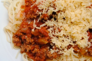 Spaghetti with Meat Sauce2