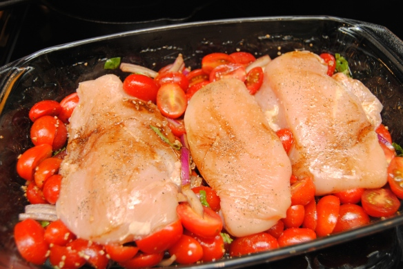 Caprese Chicken Bake2