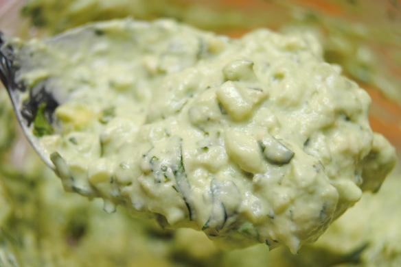 Guacamole Spread