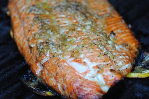 Sweet and smokey salmon3
