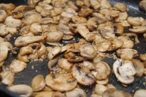 Savory Mushroom Asiago Chicken4