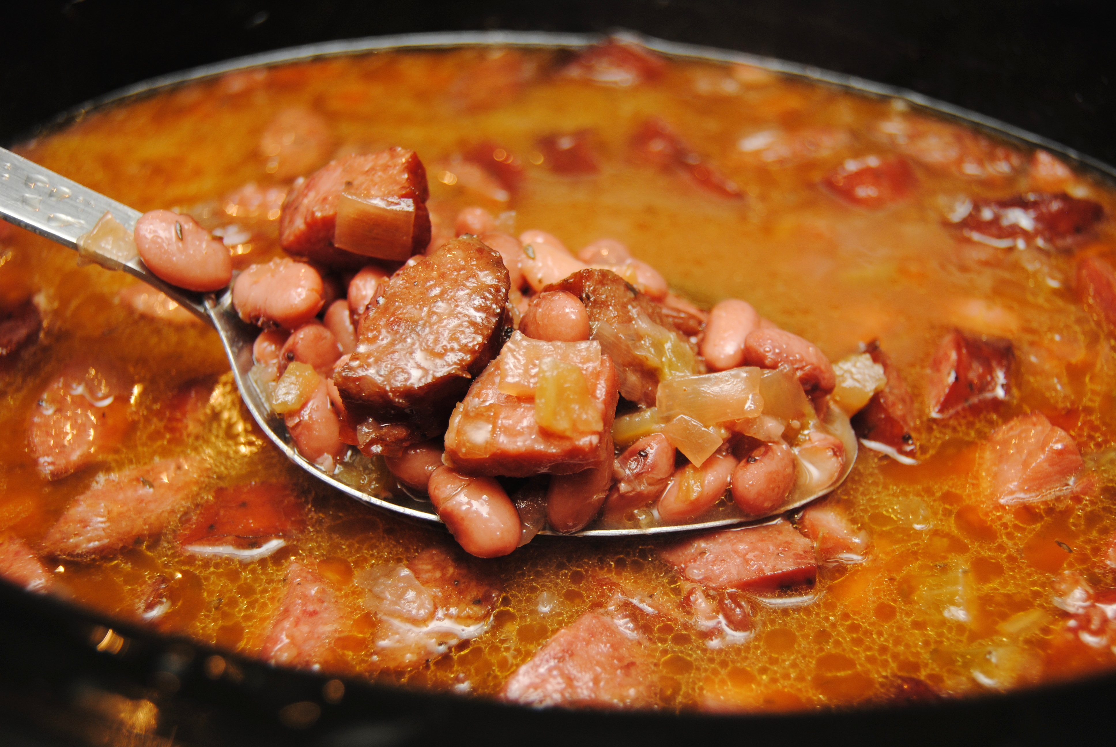 How Long Cook Red Beans In Crock Pot